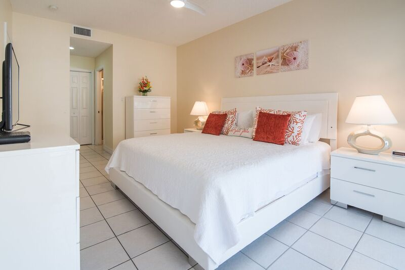 Regal Beach Club 224 Master Bedroom