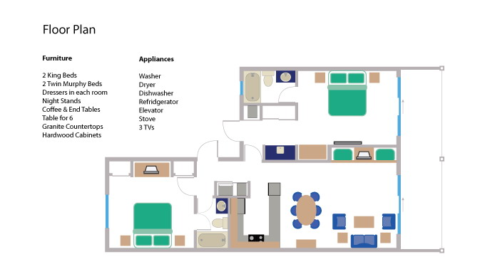 Morritt S Tortuga Club Floor Plan The Wyndham Reef Resort