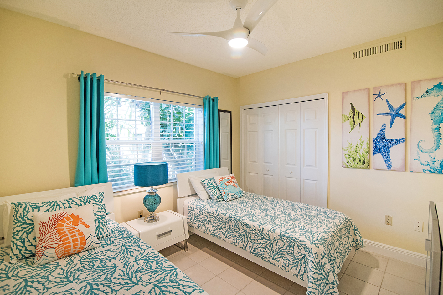 Regal Beach 614 3rd Bedroom