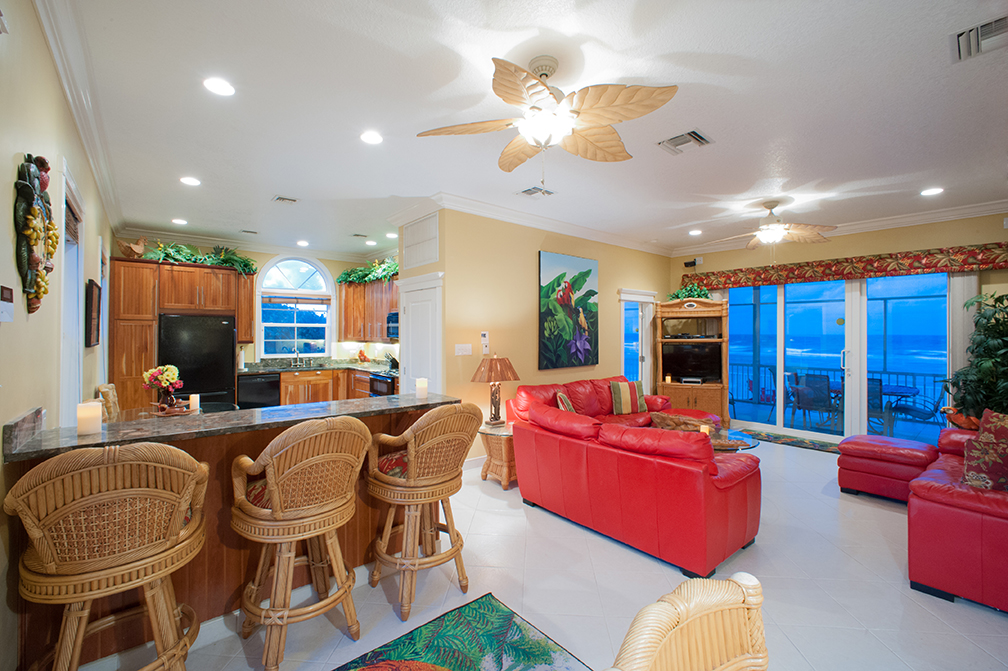 Parrot-ise Living Area