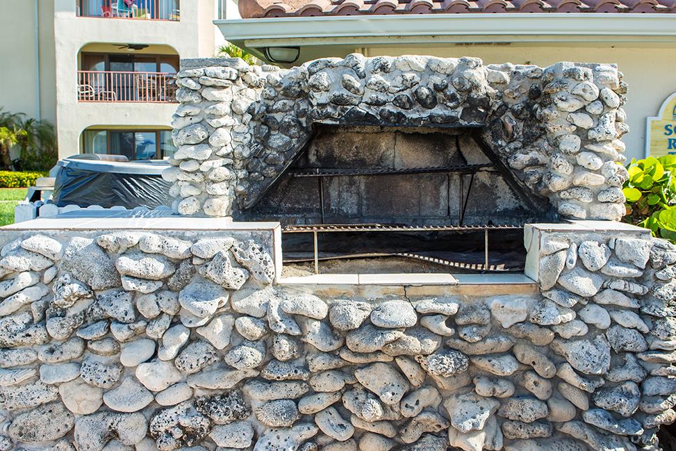 Georgetown Villas BBQ Grill
