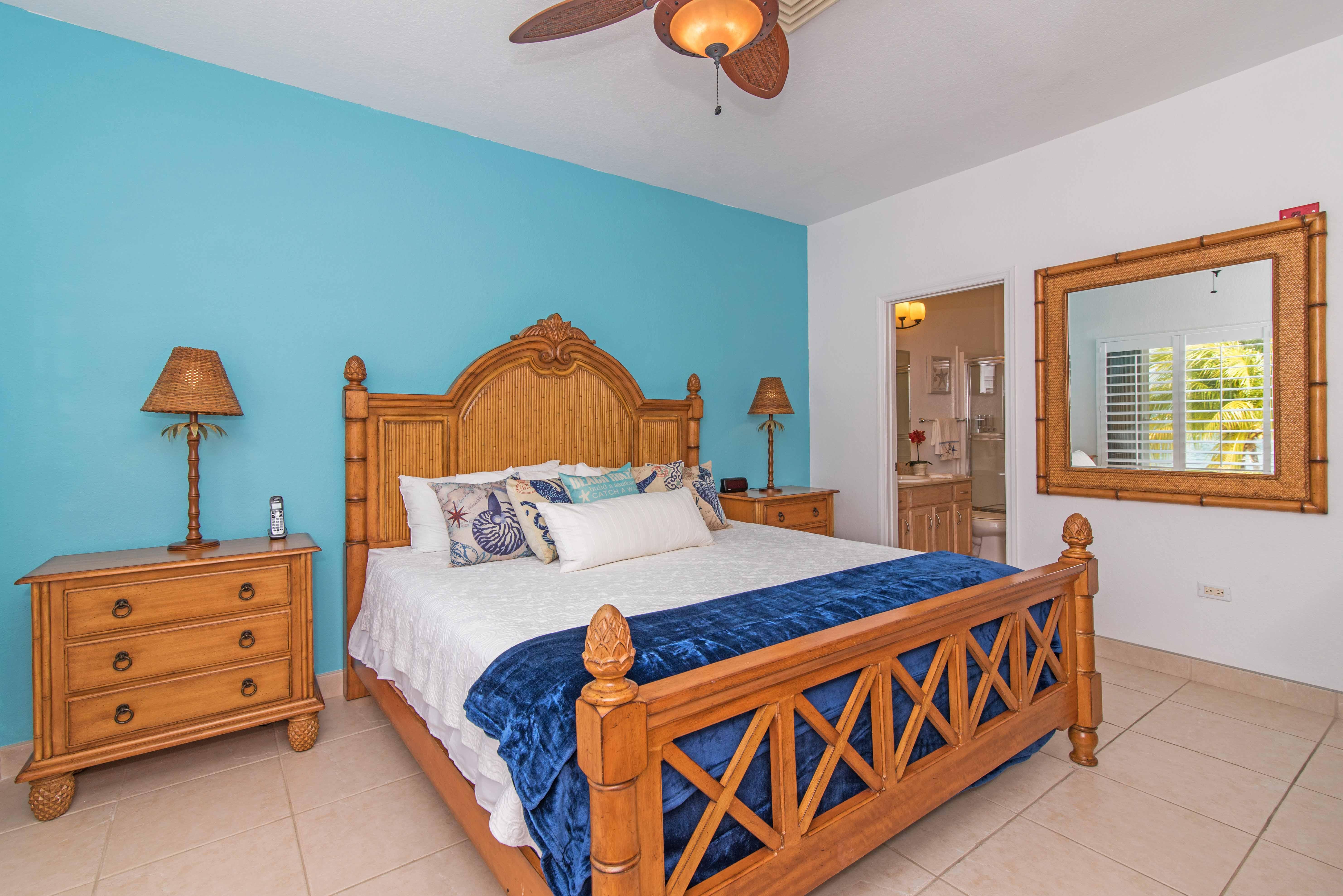Tropical Kai Master Bedroom