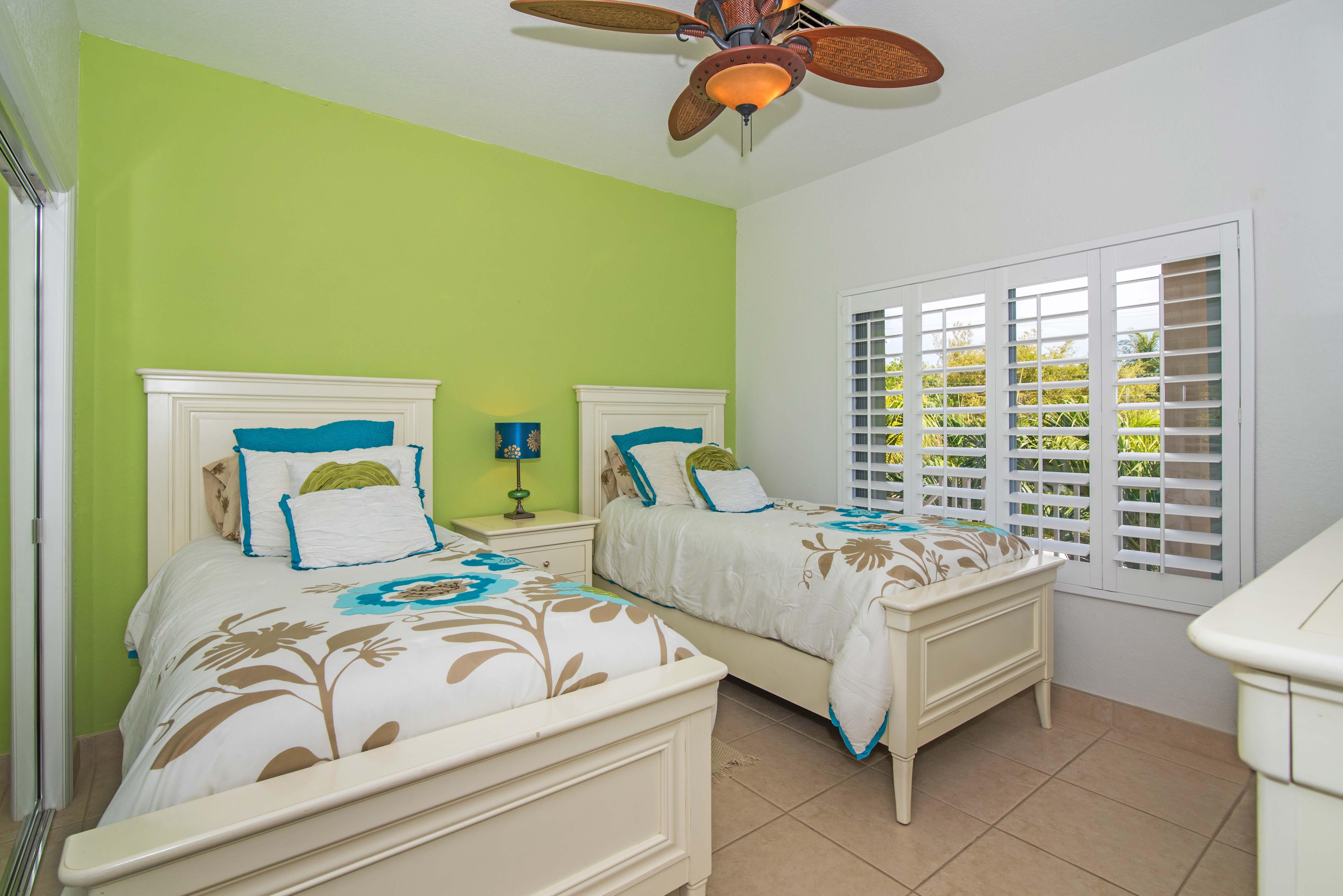 Tropical Kai Guest Bedroom