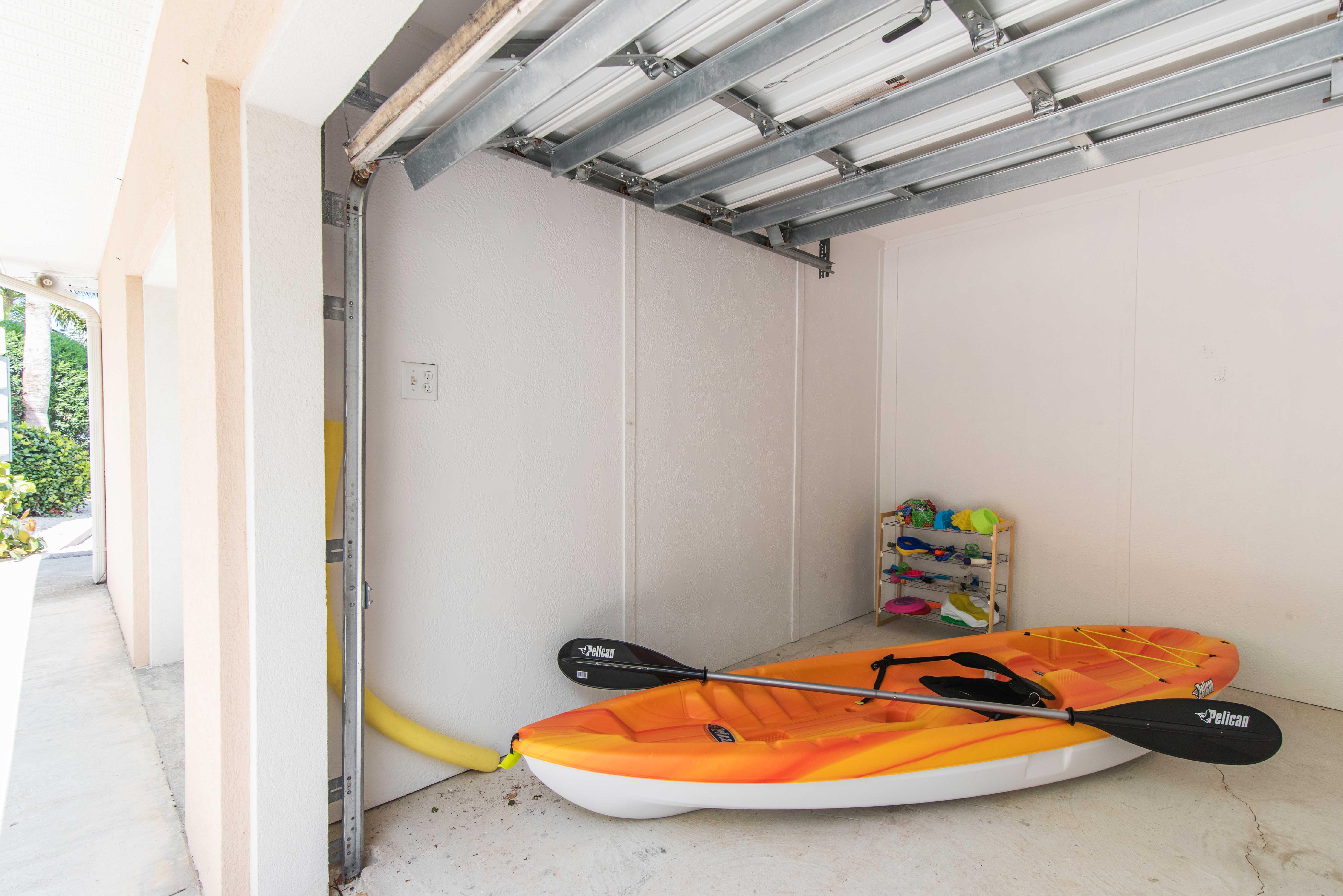 Tropical Kai Kayak