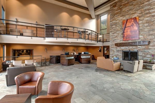 Prospector Lobby/Center
