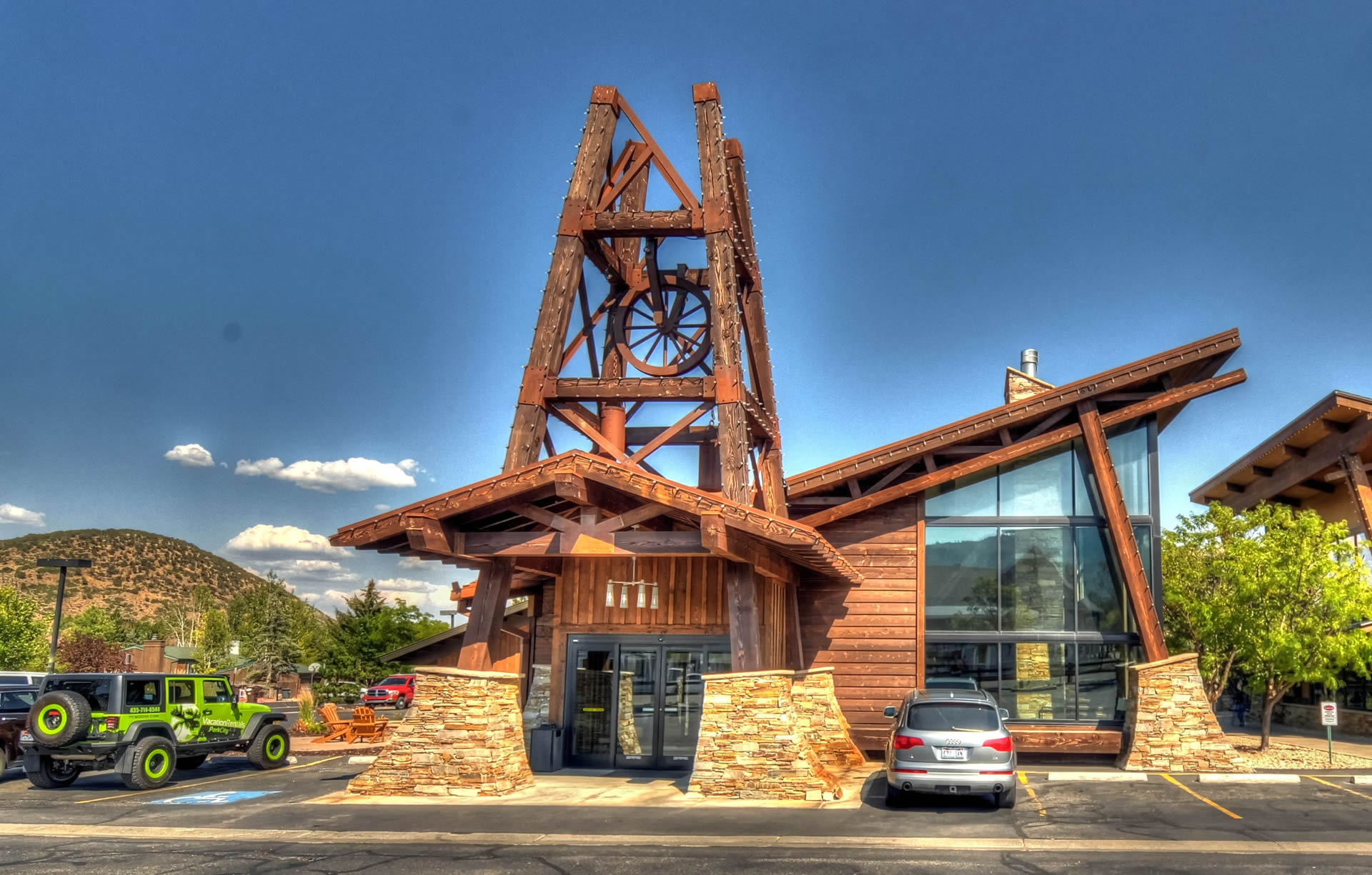 Prospector Conference Center