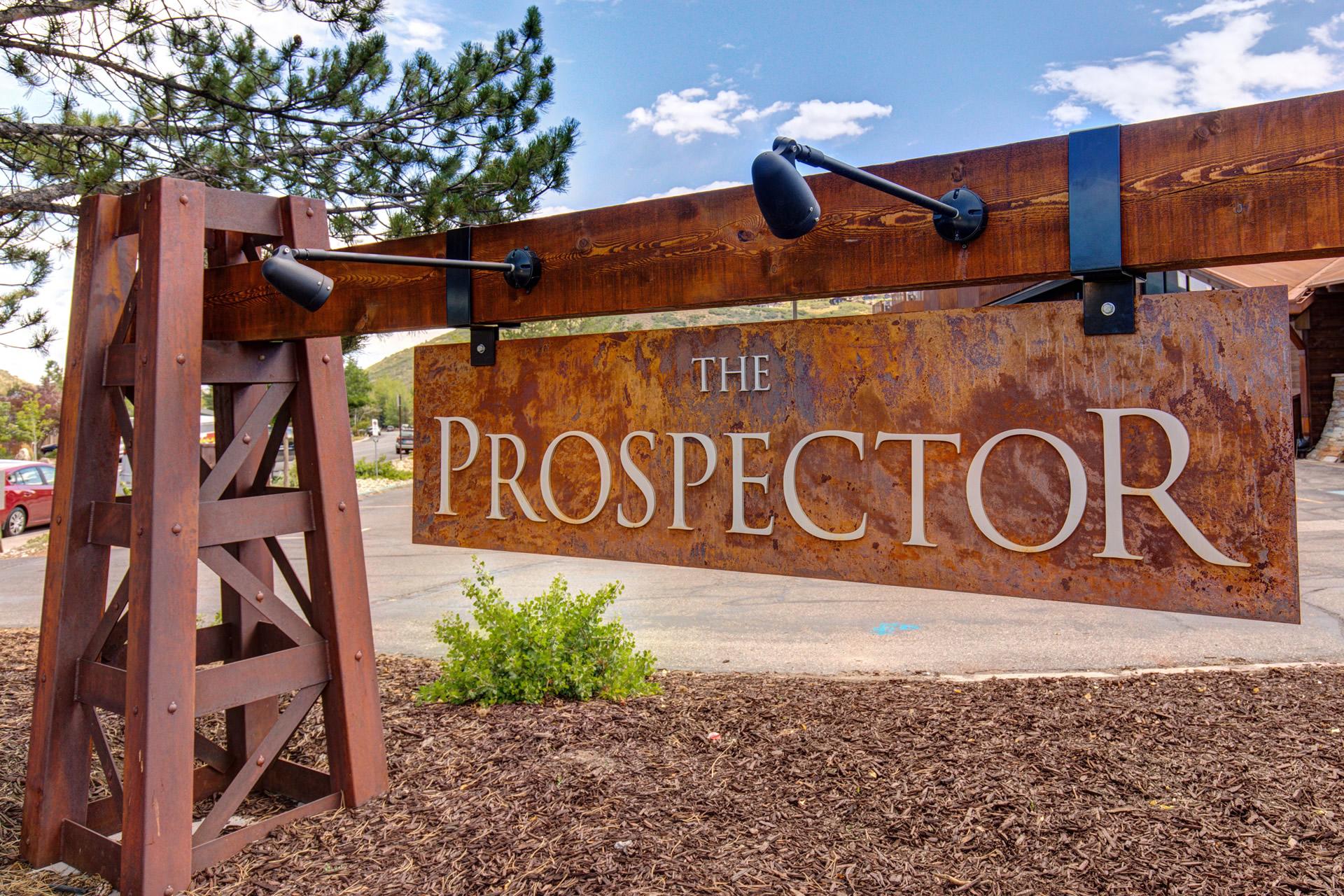 Prospector Condos Downtown Park City