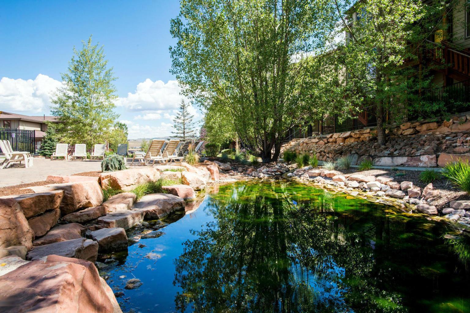 Bear Hollow Village Stream