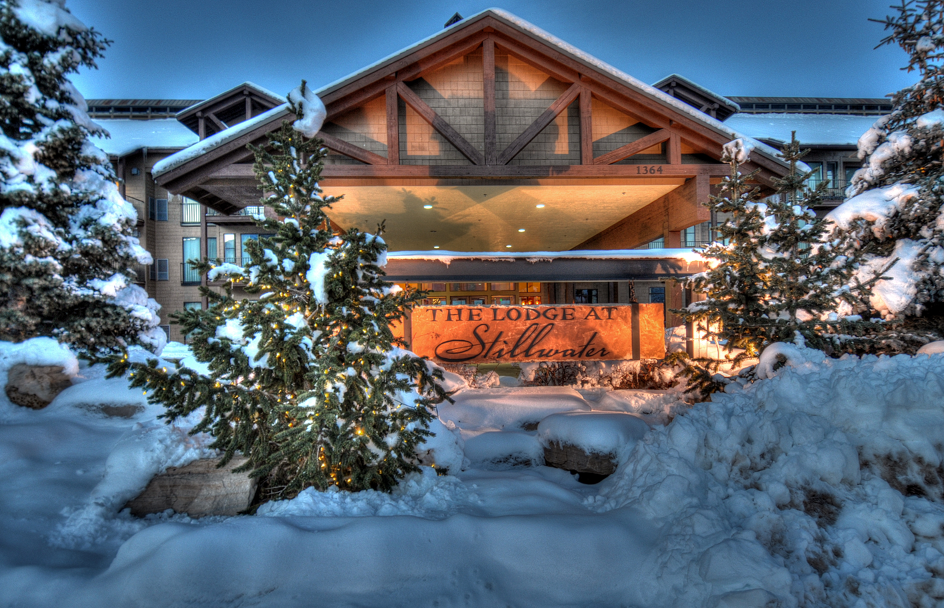 The Lodge at Stillwater