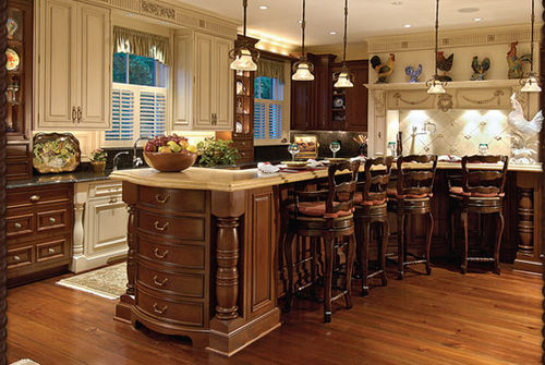 Kitchen Cabinets #1: Kitchen cabinet and different aspects ...