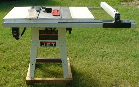 Jet Jwts 10jf 10 Table Saw By Jamsey Lumberjocks Com