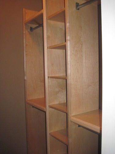 Built In Closets 1 Getting Started I Hate Wire Shelves