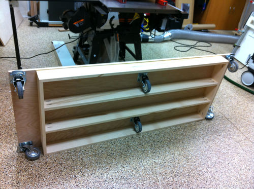 Sawstop and Router Cabinet / Infeed Table / Outfeed Table Project ...