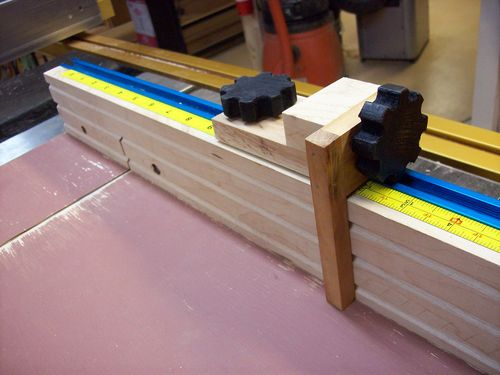 The Basement 4 Crosscut Sled By Jl7 Woodworking Community