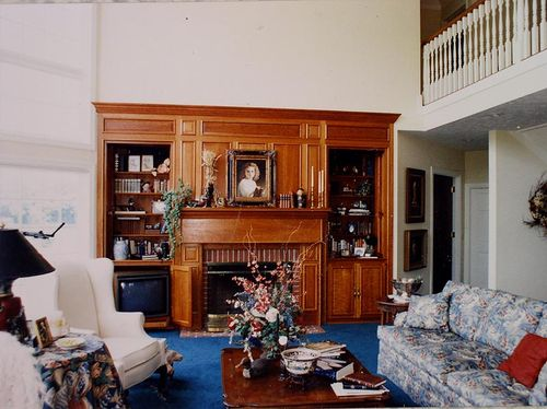 Looking for fireplace mantel plans and inspiration by live4ever