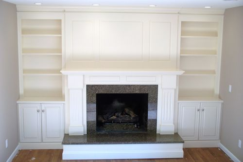 Looking for fireplace mantel plans and inspiration - by live4ever ...