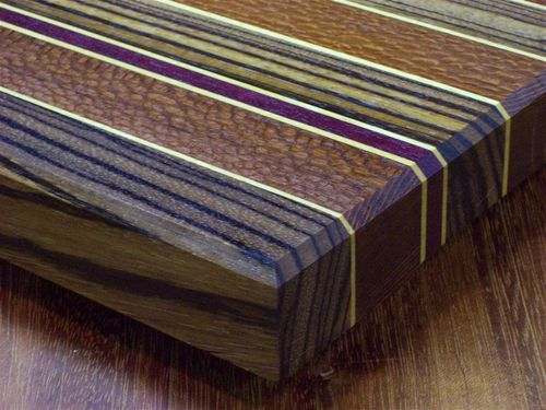 bunch o 39 edge grain boards by jl7 woodworking community. Black Bedroom Furniture Sets. Home Design Ideas