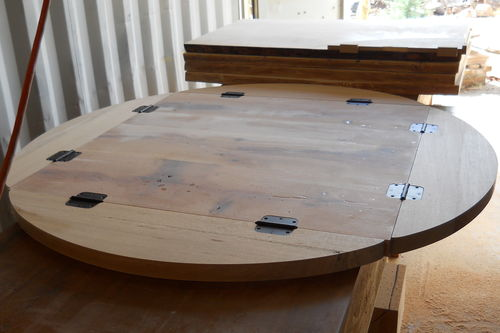 Folding Round Table Top.Very Best Table Top Hinge Tr65 Roccommunity