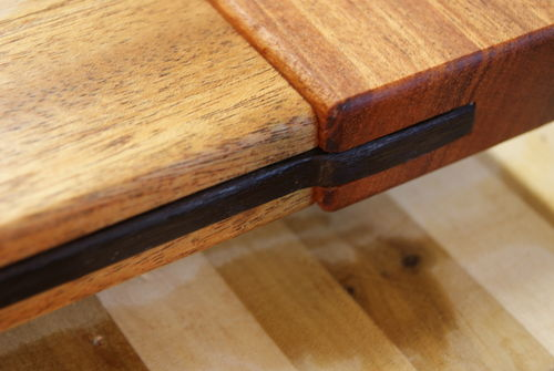My 1st Attempt At Greene And Greene Style Furniture 8 Plugs And Splines By Don Lumberjocks