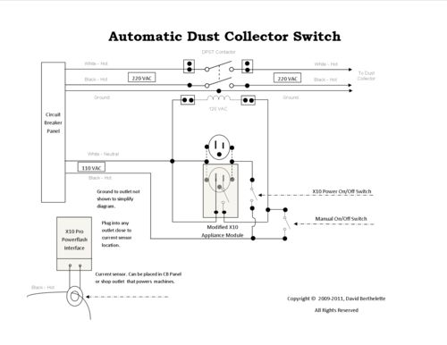 lfa52b9 automatic dust collector switch 2 schematic by davetpilot dust collector wiring diagram at gsmx.co