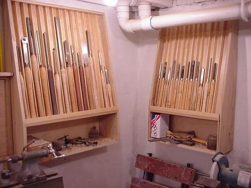 The Stumpy Nubs Show needs help with a LATHE TOOL RACK ...