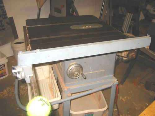 """Free 8"""" Delta Table Saw - upstate NY - by swirt ..."""