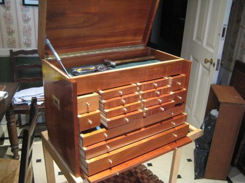 Tool Chest By Fernandoindia Lumberjocks Com