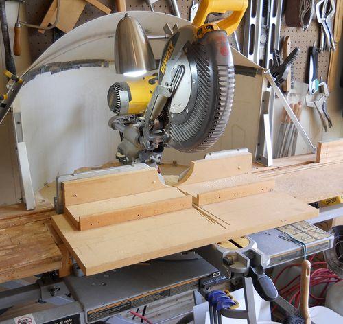 how to make a masons mitre jig