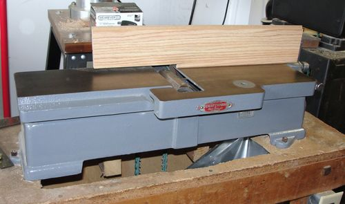 Old Craftsman Jointer Restore By Socaldj Lumberjocks