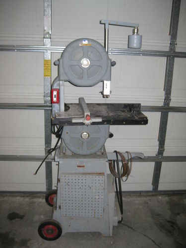 Used Tires Tampa >> Restoring a Walker Turner BN730 Band Saw #6: Finally done