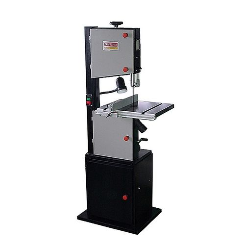 Who manufactured this craftsman bandsaw by bubinga lumberjocks craftsman professional 14 band saw with steel frame construction reduces deflection under full blade tension with upper and lower blade bearing guides keyboard keysfo Images