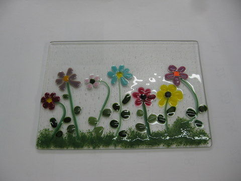 Frame To Float Fused Glass Art By Lee Barker At Lumberjockscom
