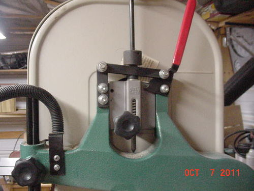 Grizzly g0555 bandsaw blade tension problem by jack gaskins 6 replies so far keyboard keysfo Gallery
