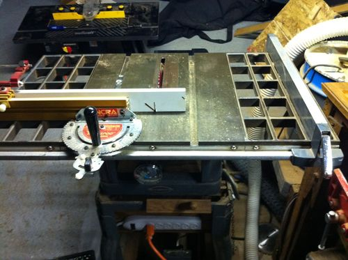I Found A Good Description Of It Here:  Http://www.old Woodworking Tools.net/craftsman King Seeley Model No 10322160 8  Table Saw.html And The Manual Here: ...