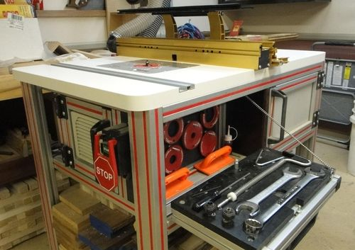 Router table what would you do differently by unclejoe router table what would you do differently by unclejoe lumberjocks woodworking community greentooth Image collections