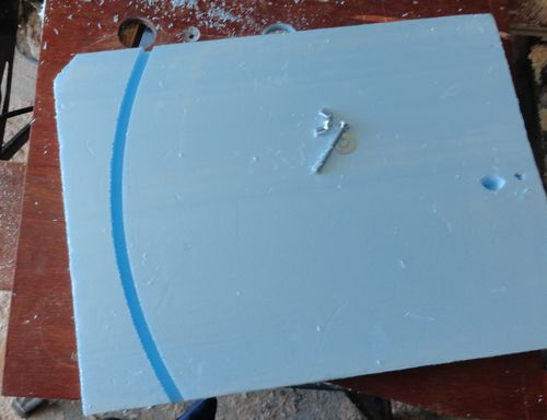 Templates with Extruded Polystyrene Foam - by KnickKnack