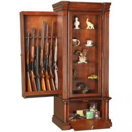 Gun Cabinet By Boltthisup Lumberjocks Com Woodworking Community