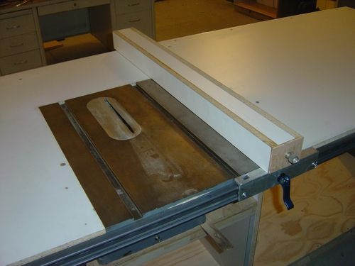 Diy Mobile Tablesaw Router Workstation W Integrated Dust