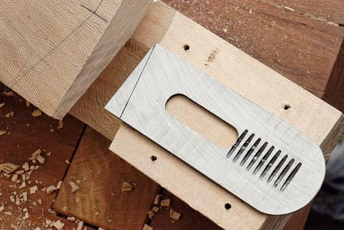 Rounding Plane Dowel Maker Attempt 2 The Blade By