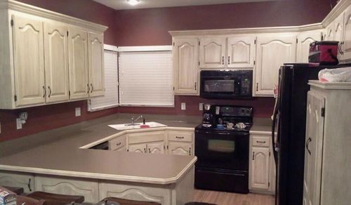 Painting Ideas for Kitchen Cabinets? Help Please! - by clattin ...