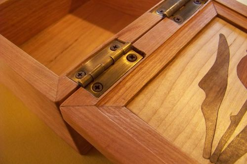 Hinges For Smaller Boxes By Stevemi Lumberjocks Com