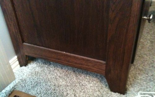 Matching A Stain On Existing Furniture By Ratherbefishing