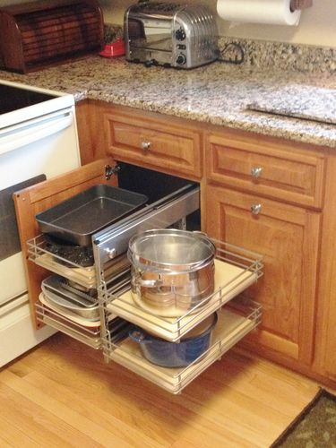 Kitchen cabinets by sawdust55109 for Kitchen cabinets vs drawers