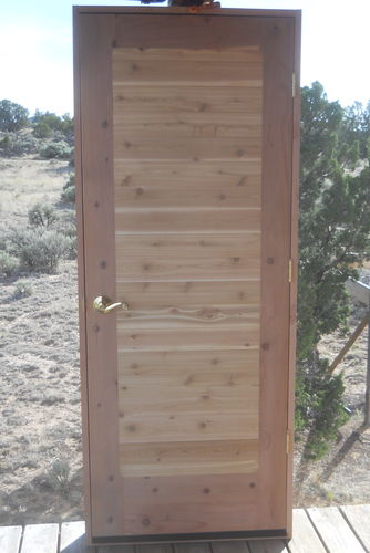 well there you have it & sauna door and casing build tutorial - by patron @ LumberJocks.com ... Pezcame.Com