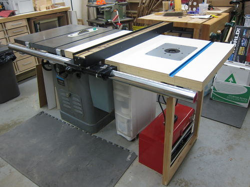 vega pro table saw fence 1