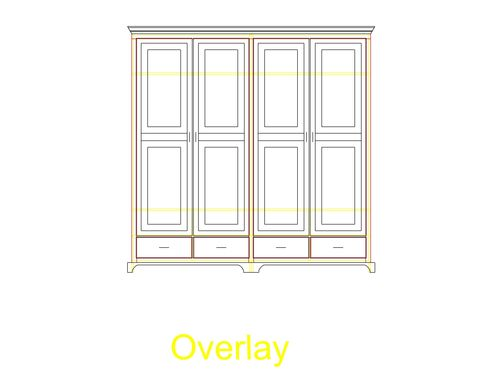 Master bedroom armoire closet replacement 1 planning by bootstripp for Master bedroom set with armoire