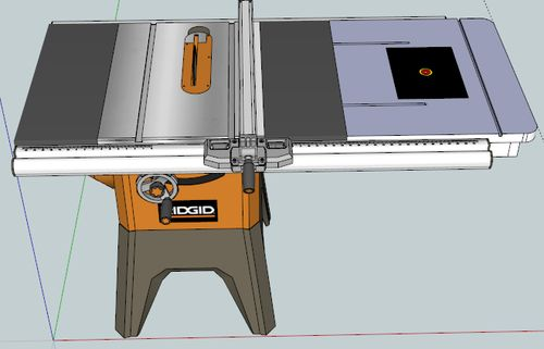 All Replies On Ridgid R4512 Wooden Mlcs Router Table