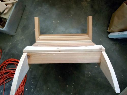 How To Make An Adirondack Chair Part One - by RussellAP