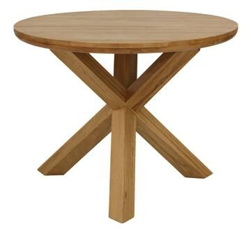 does anyone have plans for a crossed leg table like this