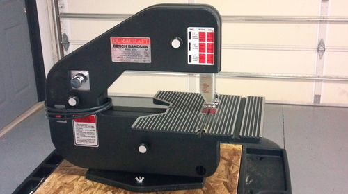 All Replies On Is This Duracraft Bandsaw Worth Saving